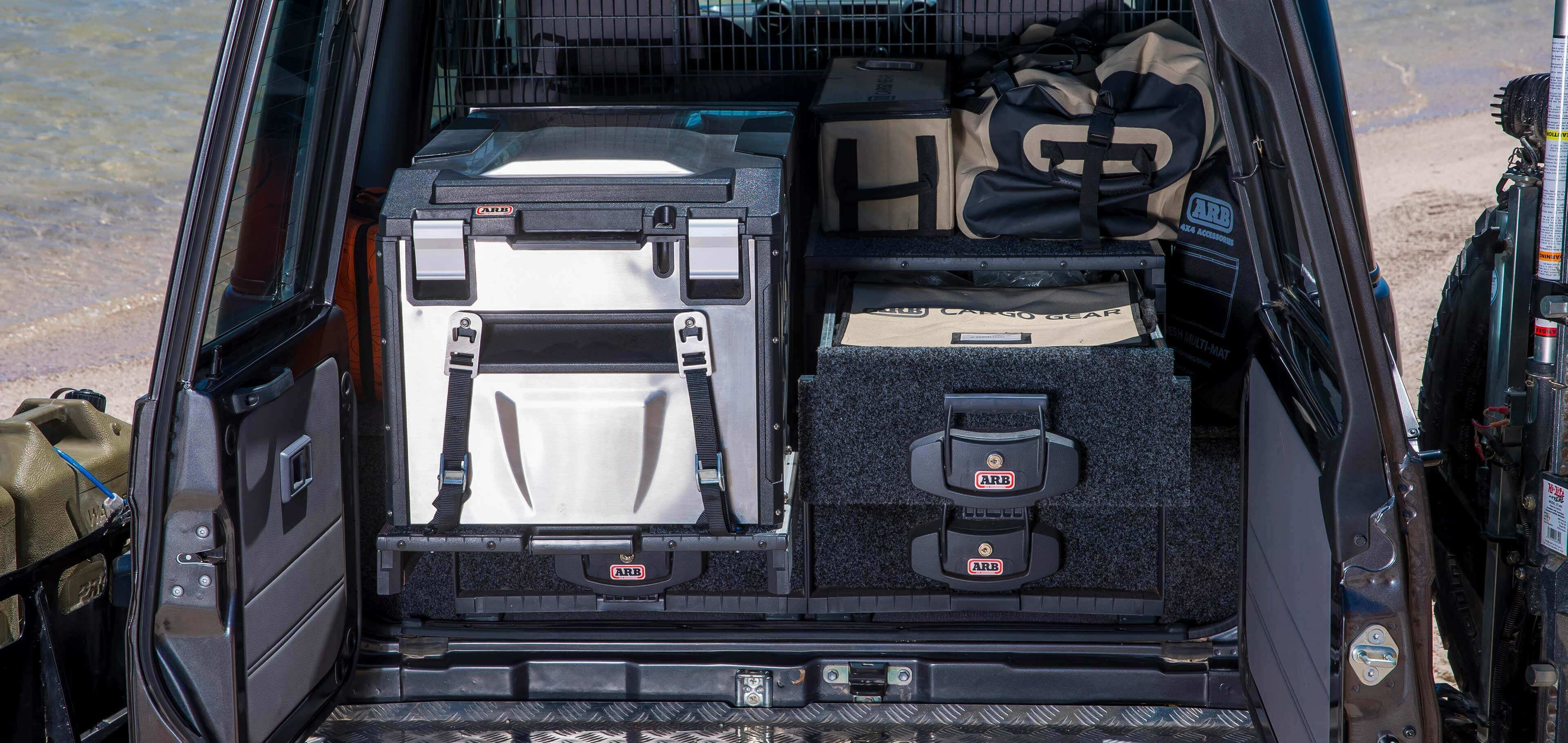 Arb Usa Cargo Bags Amp Organizers