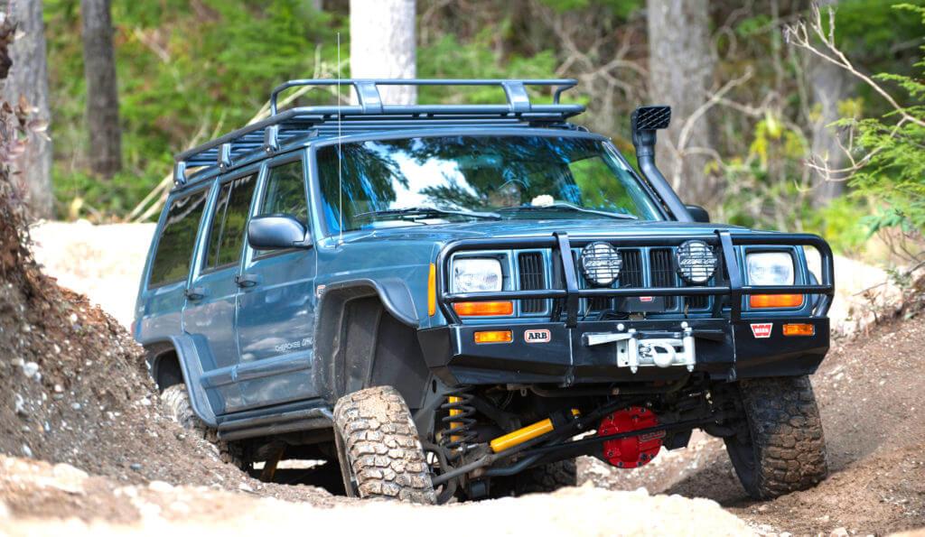 Arb Usa Jeep Cherokee Xj 1984 2001