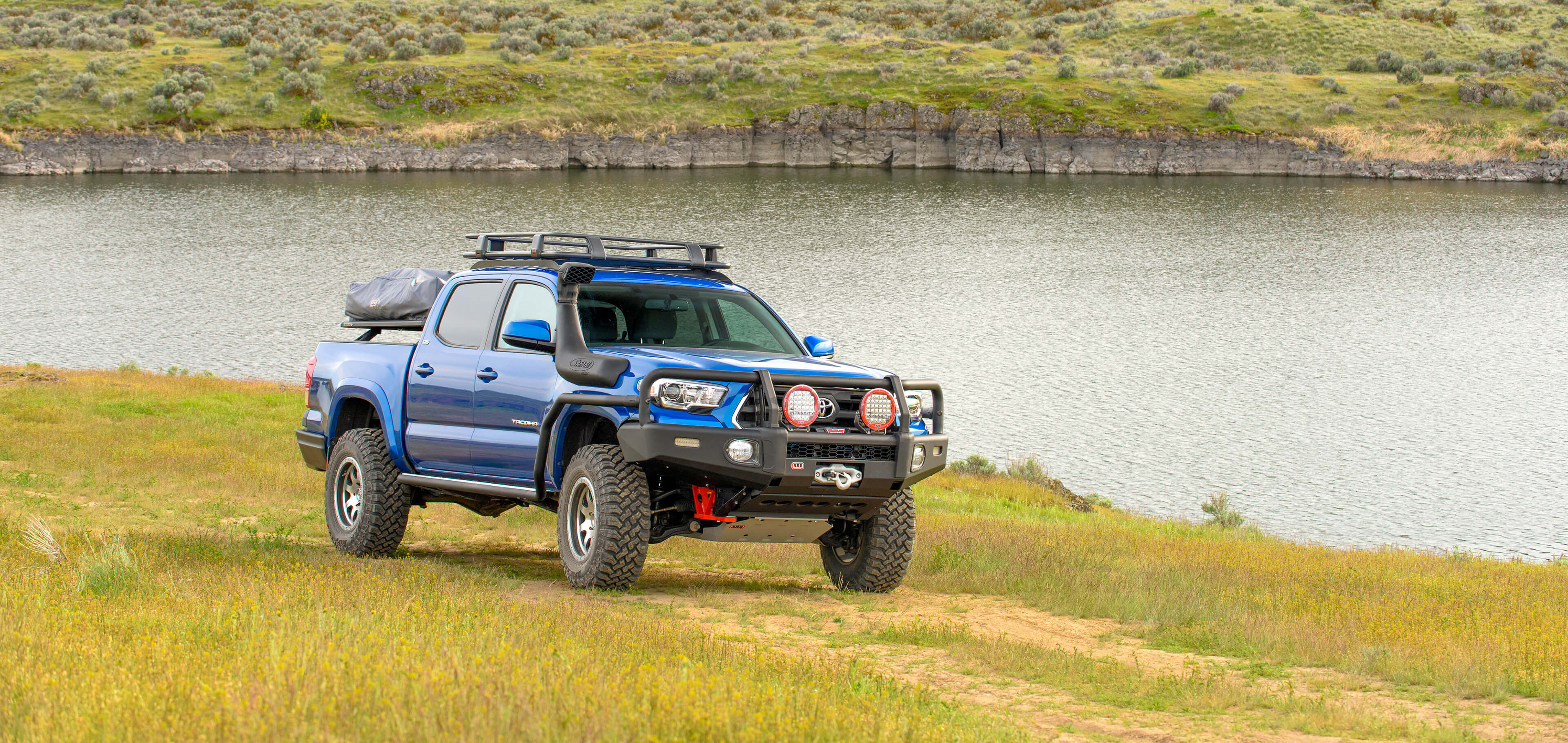 Toyota Tacoma Package Blog Post Arb 4x4 Accessories