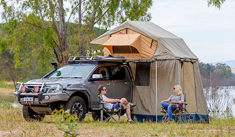 Arb Usa Rooftop Tent