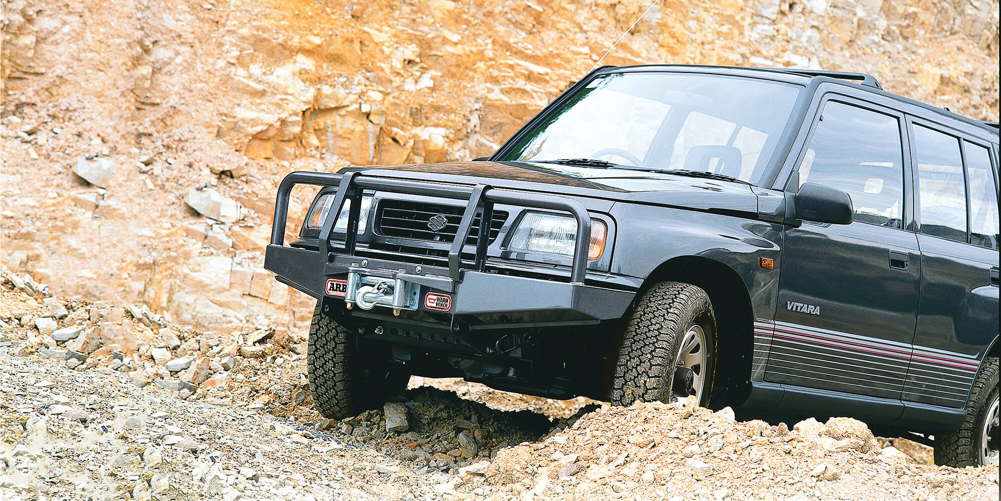 ARB USA   Geo Tracker 1988 - 1998