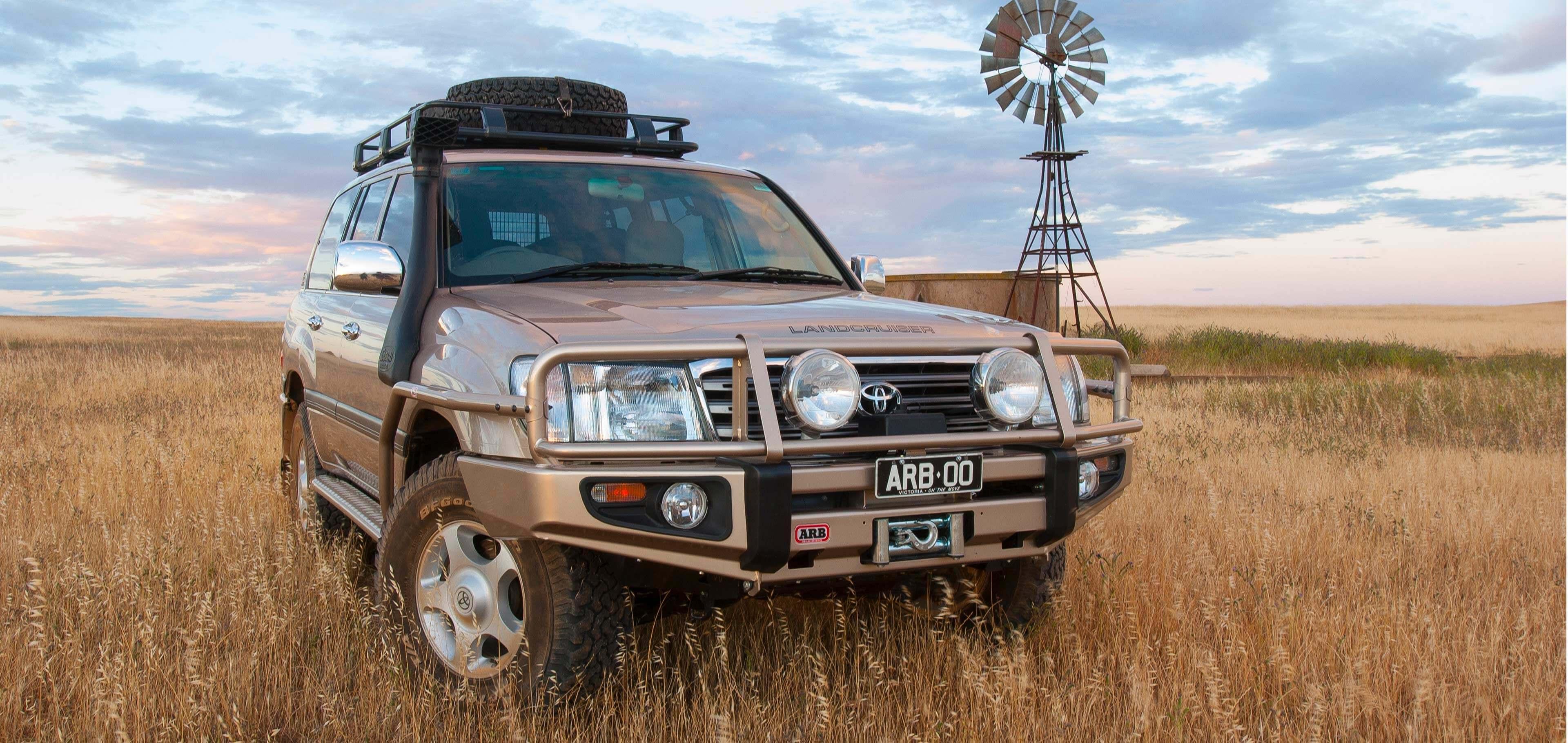 Kelebihan Toyota Land Cruiser 100 Murah Berkualitas