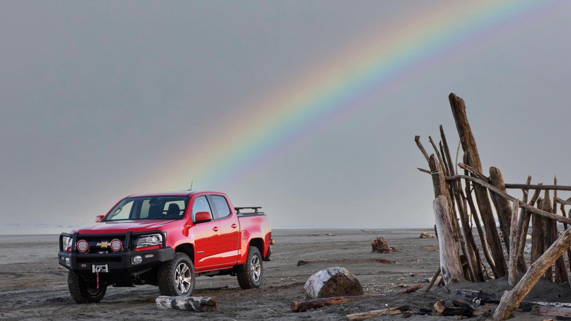Chevrolet Colorado Ocean Shores