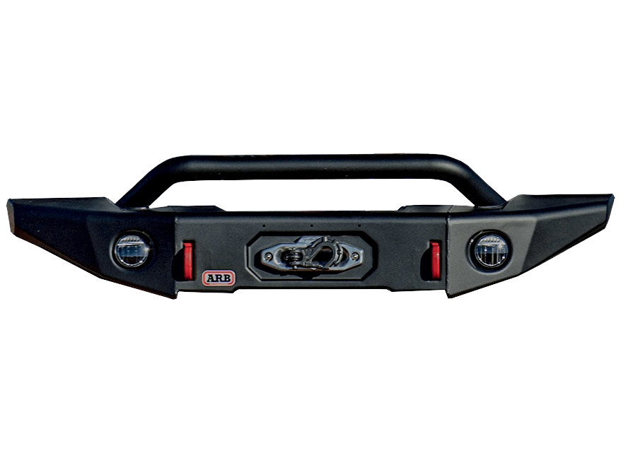Bondi Deluxe Winch Bumper