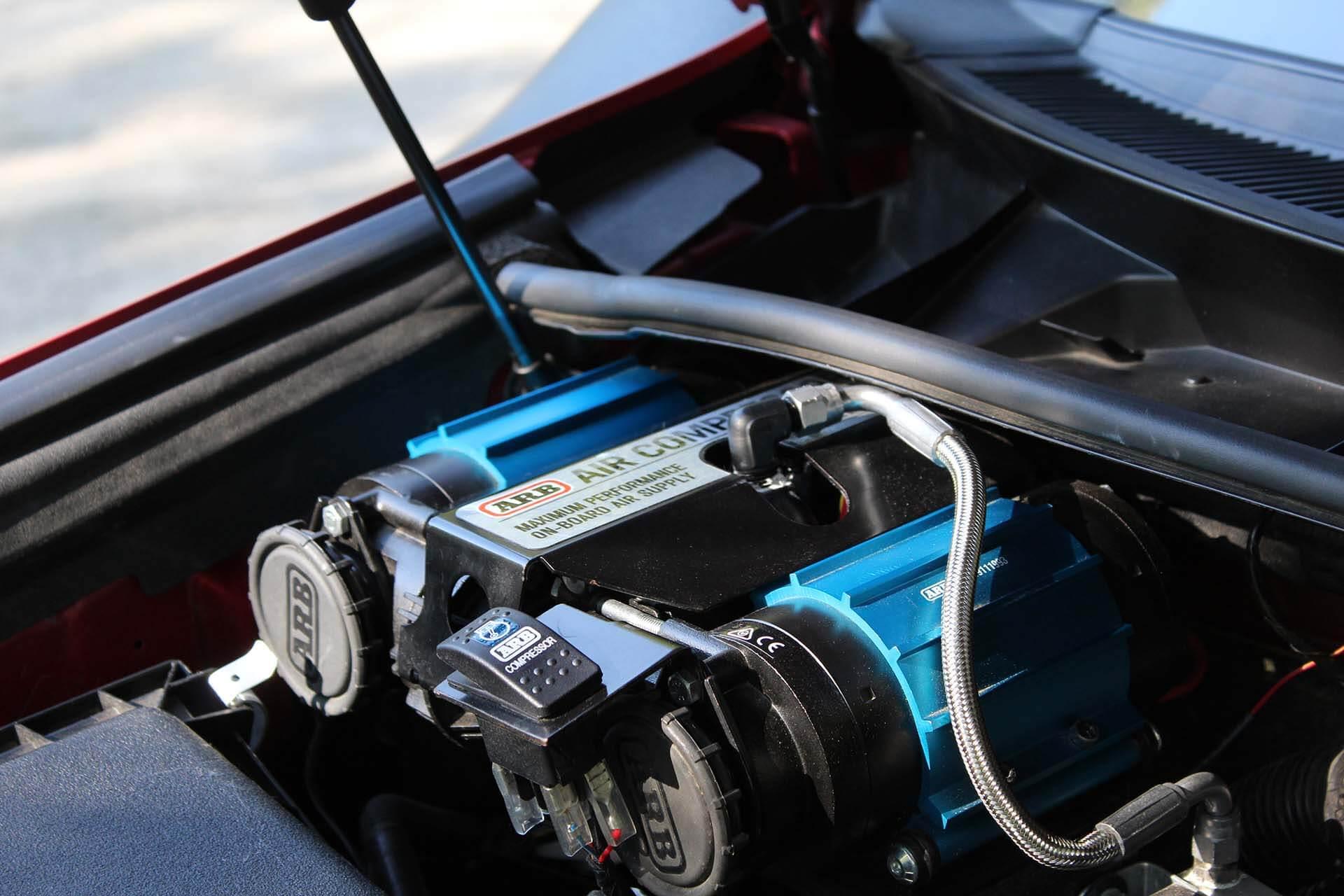 Toyota 4Runner Compressor