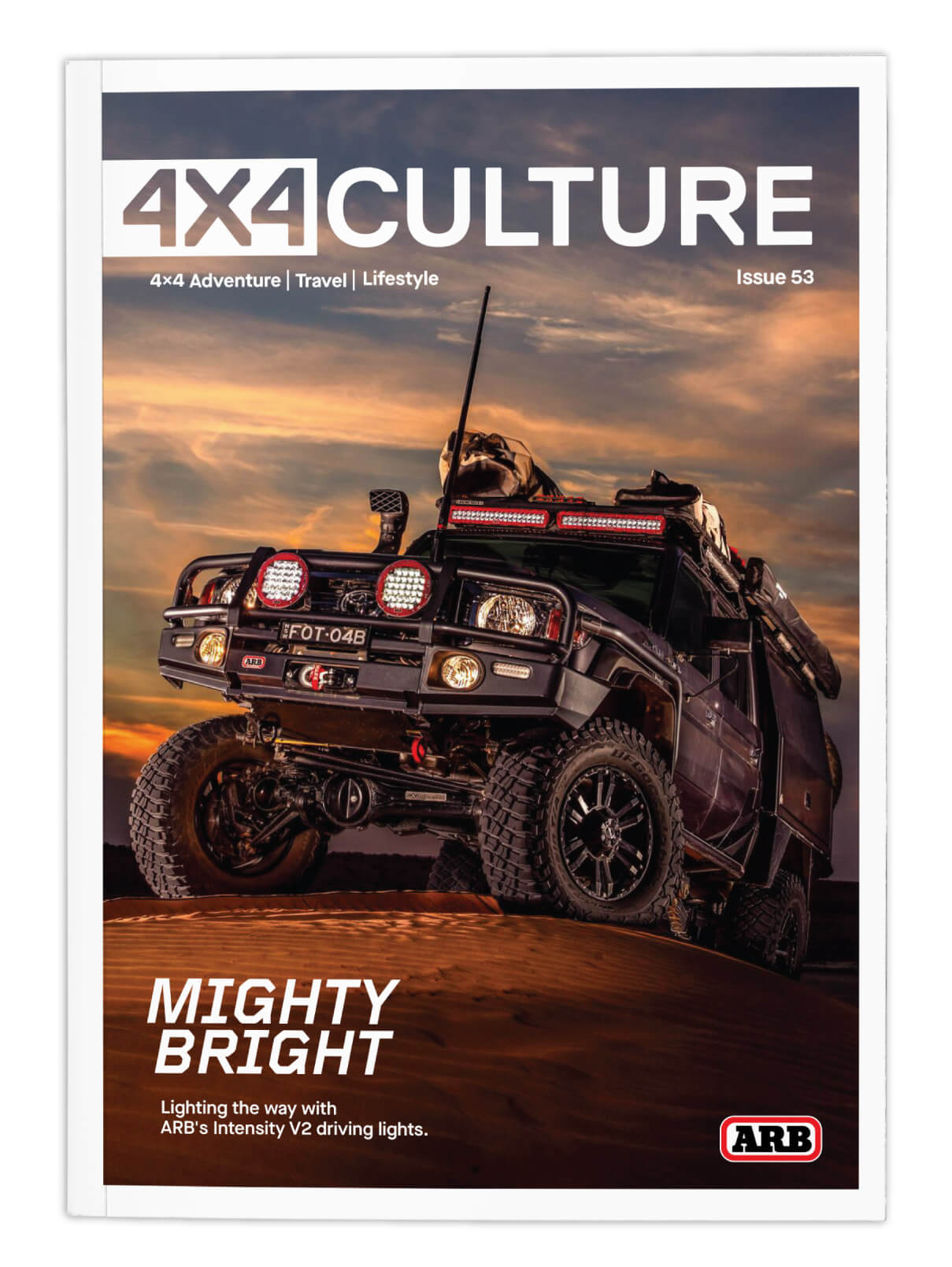 ARB USA | Magazines Archive