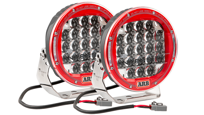 Intensity Off-Road Light Kit