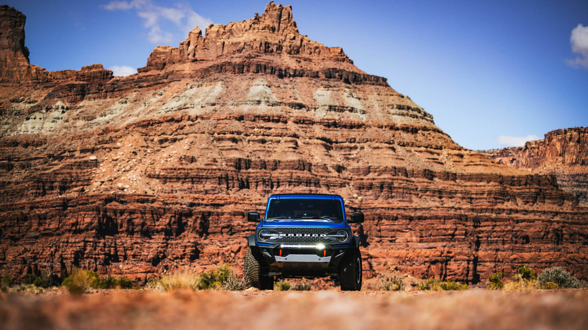 ARB Bronco in Moab, Utah