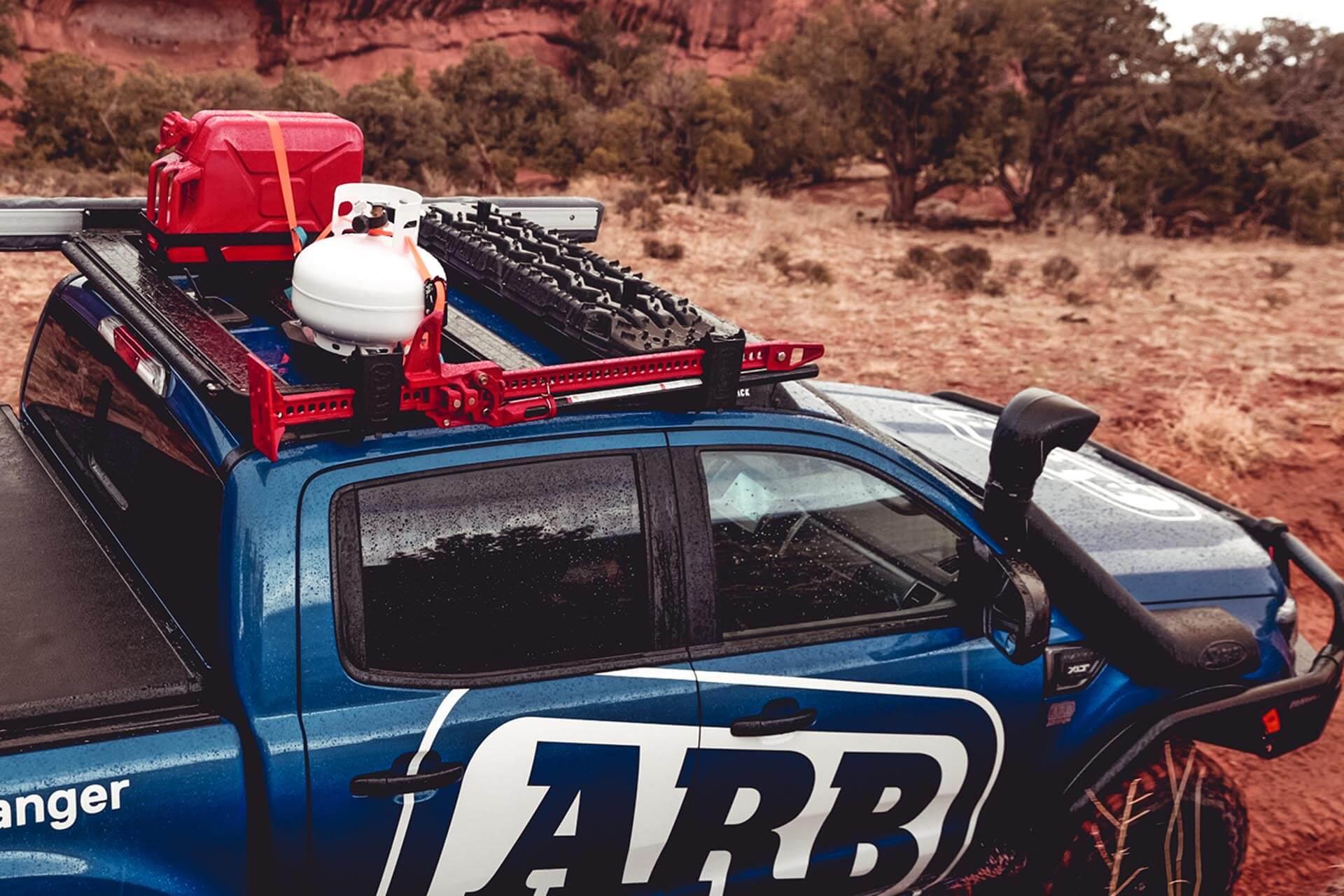 Ranger Base Rack