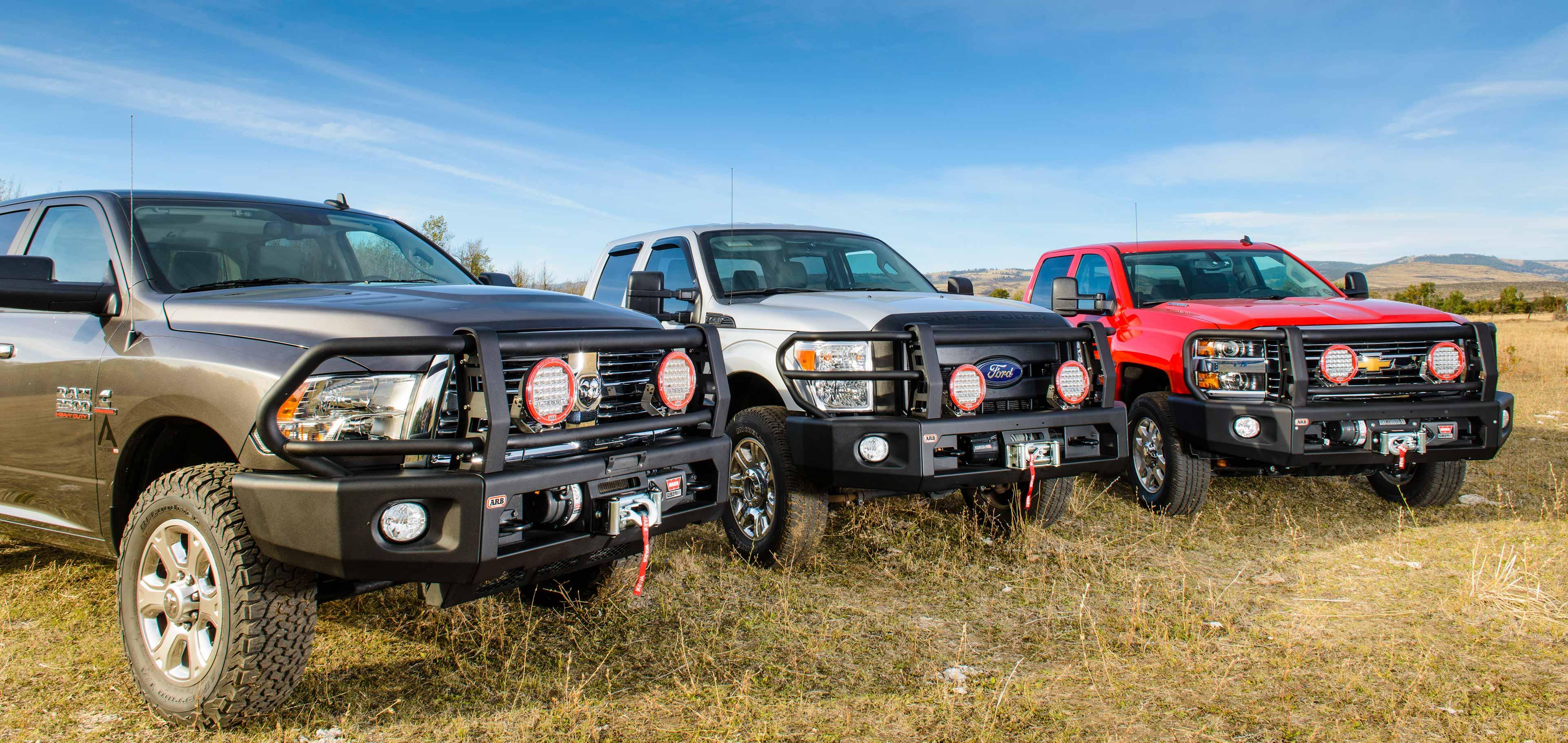 ARB USA | Modular Bumpers