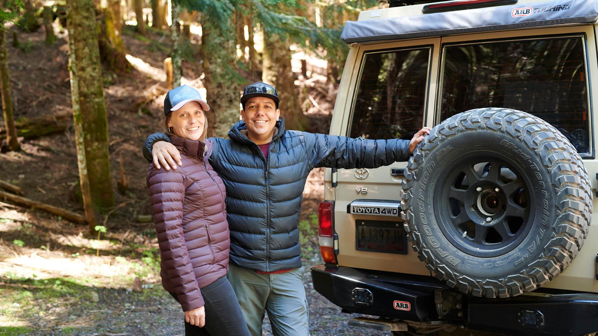 Ernesto & Taisa ARB Experiences Profile