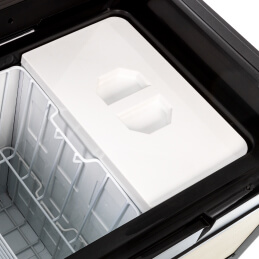 73QT INTERNAL COMPARTMENT LID