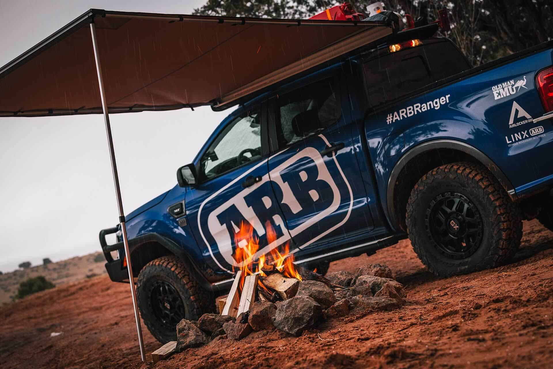 Ford_Ranger_Moab_Camping