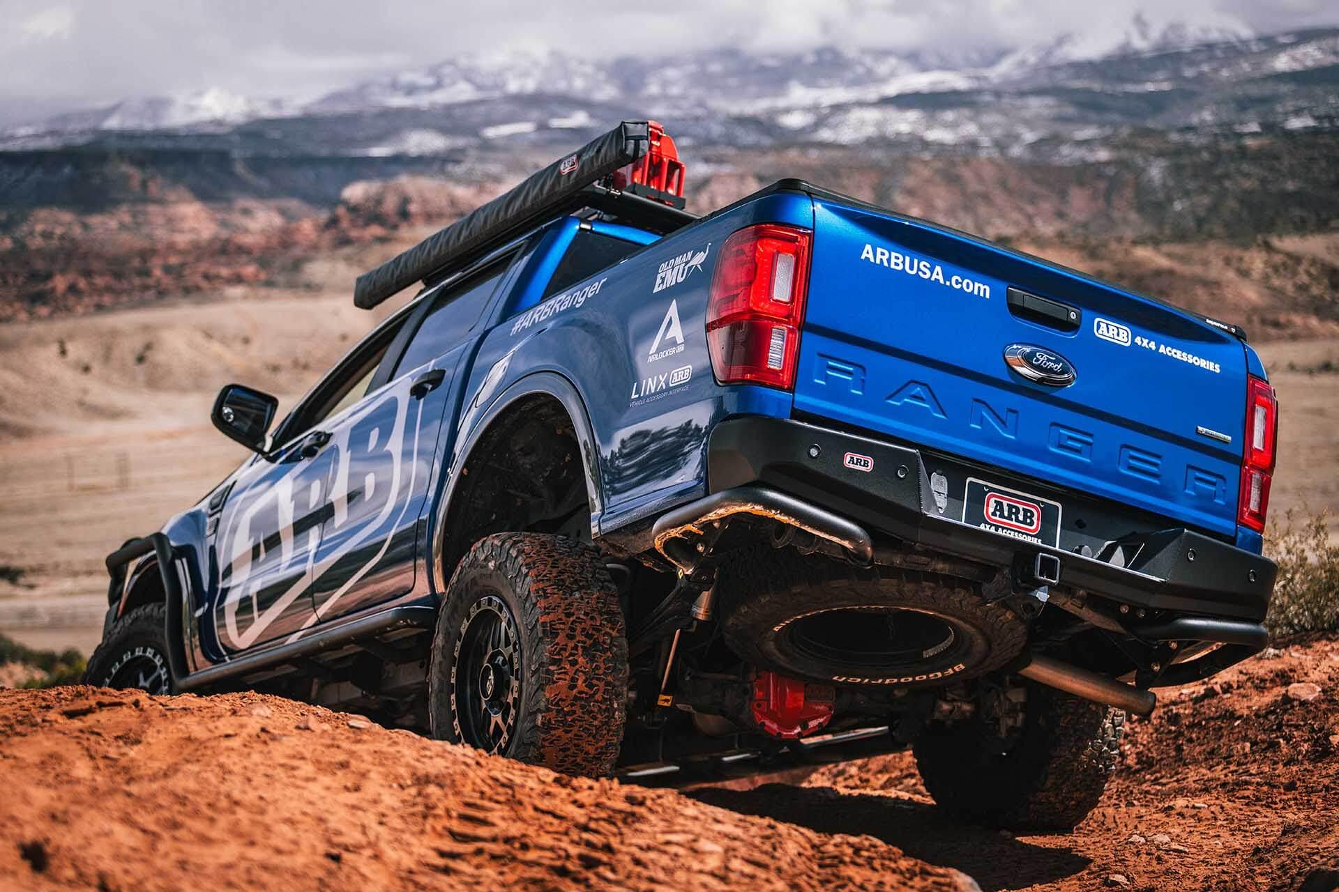 Ford Ranger Moab Rear