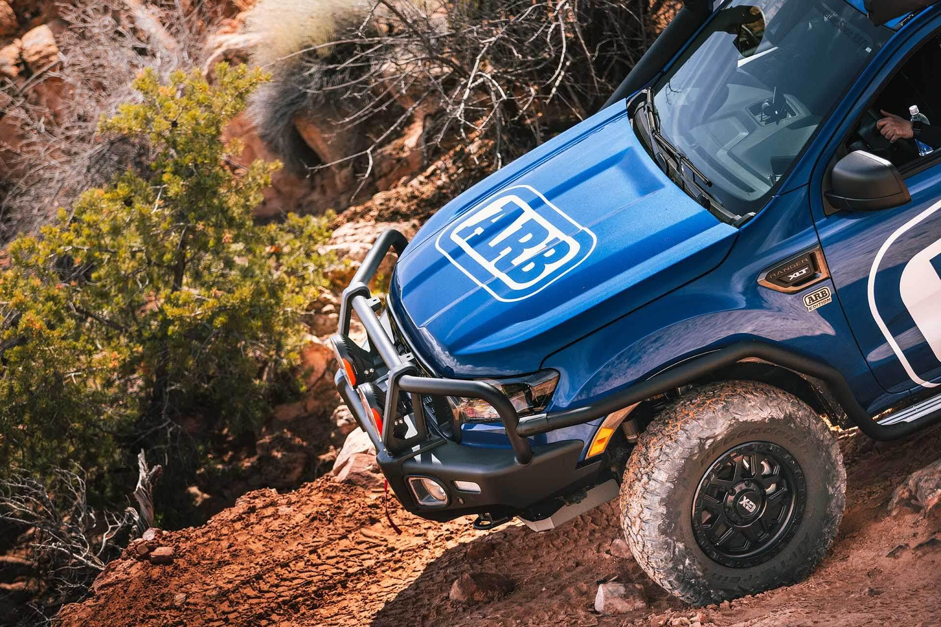 Ford Ranger Moab