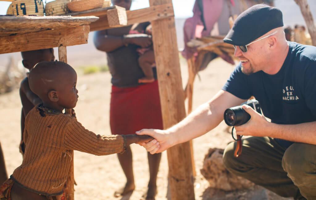 Brady in Kaokoland Namibia