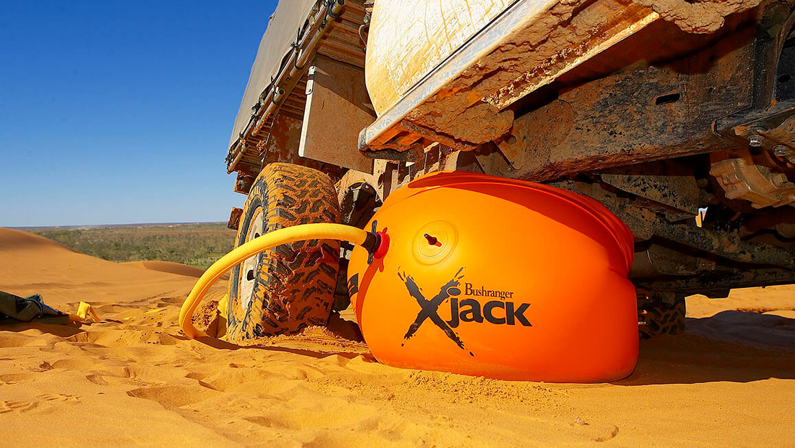 x-jack bushranger