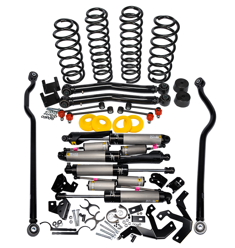 BP-51 High-Performance Suspension Kit